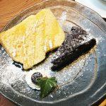 今日のケーキセット(飲み物付) | 650円