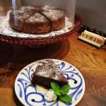 今日のケーキ | フォンダンショコラ焼けました。