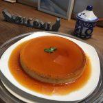 本日のあじゅーるはクリームチーズプリン、りんごケーキにかぼちゃタルト